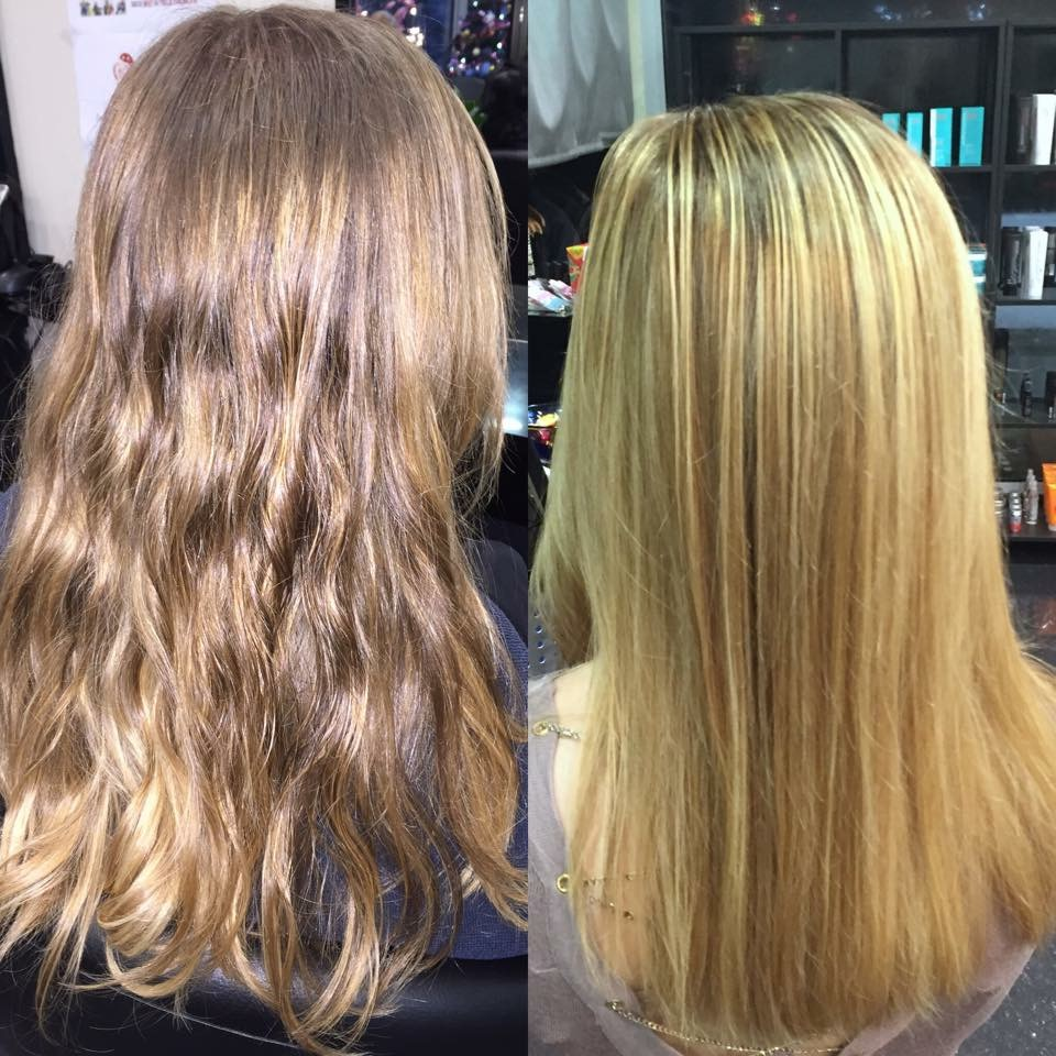 Coloration Blonde