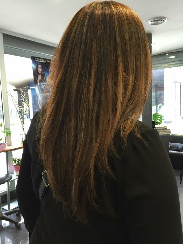 Coloration Bronde